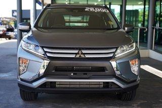 2019 Mitsubishi Eclipse Cross YA MY19 ES 2WD Titanium Grey 8 Speed Constant Variable Wagon.