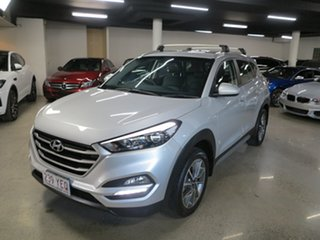 2018 Hyundai Tucson TL2 MY18 Active 2WD Silver 6 Speed Sports Automatic Wagon