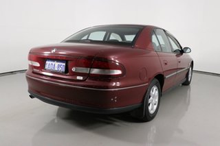 1999 Holden Commodore VTII Olympic Edition Maroon 4 Speed Automatic Sedan