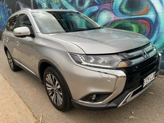 2020 Mitsubishi Outlander ZL MY21 Exceed AWD Sterling Silver 6 Speed Constant Variable Wagon.