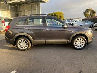2015 Holden Captiva CG MY15 7 LS Grey 6 Speed Sports Automatic Wagon.