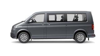 2021 Volkswagen Caravelle T6.1 TDI340 Trendline Indium Grey 7 Speed Semi Auto Mini Bus.