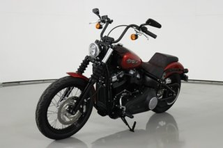 2019 Harley Davidson Street Bob 107 (FXBB) Road Manual 6sp 1745cc (Milwaukee-8).