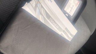 2016 Isuzu D-MAX MY15 SX Crew Cab 4x2 High Ride 527 5 Speed Sports Automatic Cab Chassis