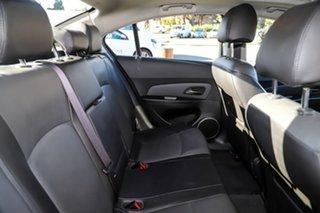 2011 Holden Cruze JG CDX Silver, Chrome 6 Speed Sports Automatic Sedan