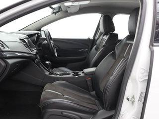 2014 Holden Commodore VF SS White 6 Speed Automatic Sedan
