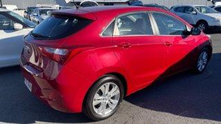 2013 Hyundai i30 GD MY14 Elite Firey Red 6 Speed Manual Hatchback