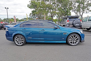 2012 Holden Commodore VE II MY12 SS V Green 6 Speed Sports Automatic Sedan