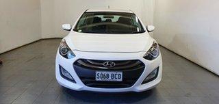 2013 Hyundai i30 GD SE Coupe White 6 Speed Sports Automatic Hatchback