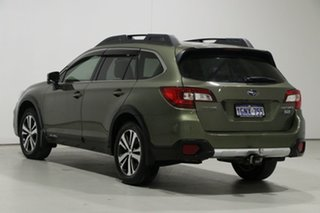 2018 Subaru Outback MY18 2.0D Premium AWD Green Continuous Variable Wagon