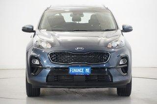 2019 Kia Sportage QL MY19 Si 2WD Mercury Blue 6 Speed Sports Automatic Wagon.