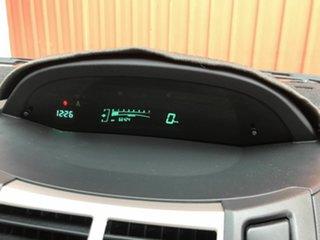 2010 Toyota Yaris NCP91R MY11 YRS Grey 4 Speed Automatic Hatchback