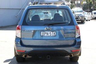 2010 Subaru Forester MY10 X SKI-FX 4 Speed Auto Elec Sportshift Wagon