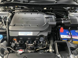 2016 Honda Accord 9th Gen MY16 V6L Silver 6 Speed Sports Automatic Sedan