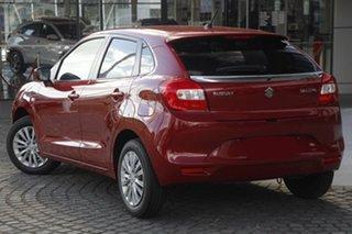 2021 Suzuki Baleno EW Series II GL Red 4 Speed Automatic Hatchback.