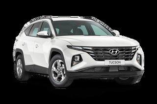 2021 Hyundai Tucson NX4.V1 Tucson White Cream 6 Speed Automatic SUV