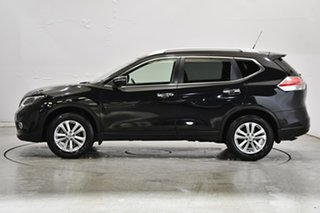 2015 Nissan X-Trail T32 ST-L X-tronic 2WD Black 7 Speed Constant Variable Wagon.