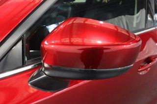 2019 Mazda CX-5 KF4WLA GT SKYACTIV-Drive i-ACTIV AWD Red 6 Speed Sports Automatic Wagon