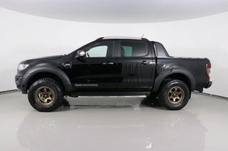 2020 Ford Ranger PX MkIII MY20.25 Wildtrak 3.2 (4x4) Black 6 Speed Automatic Double Cab Pick Up