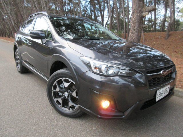 Used Subaru XV G5X MY18 2.0i-L Lineartronic AWD Reynella, 2017 Subaru XV G5X MY18 2.0i-L Lineartronic AWD Grey 7 Speed Constant Variable Wagon