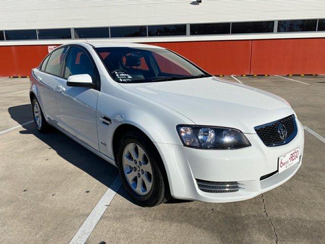 Used Holden Commodore VE II MY12.5 Omega Morayfield, 2013 Holden Commodore VE II MY12.5 Omega White 6 Speed Automatic Sedan