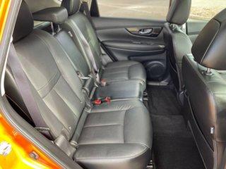 2019 Nissan X-Trail T32 Series II Ti X-tronic 4WD Orange 7 Speed Constant Variable Wagon