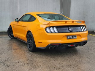 2018 Ford Mustang FN 2018MY GT Fastback SelectShift Orange 10 Speed Sports Automatic Fastback