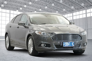 2015 Ford Mondeo MD Trend Grey 6 Speed Sports Automatic Hatchback.