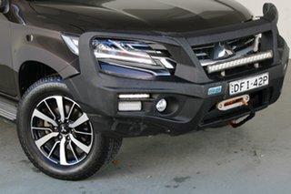 2016 Mitsubishi Pajero Sport QE MY16 GLS Deep Bronze 8 Speed Sports Automatic Wagon.