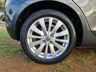 2011 Suzuki Swift FZ GLX Grey 4 Speed Automatic Hatchback