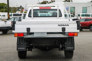 2021 Nissan Navara D23 MY21 SL 4x2 Polar White 7 Speed Sports Automatic Cab Chassis.