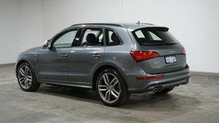 2014 Audi SQ5 8R MY15 TDI Tiptronic Quattro Grey 8 Speed Sports Automatic Wagon.
