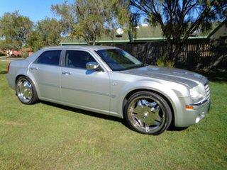 2005 Chrysler 300C MY2006 HEMI Silver 5 Speed Sports Automatic Sedan.