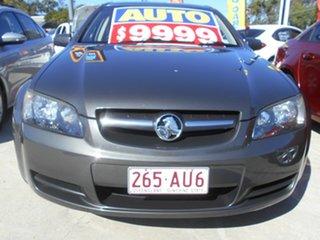 2010 Holden Commodore VE MY10 Omega Grey 6 Speed Sports Automatic Sedan.