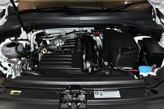 2016 Volkswagen Tiguan 5N MY17 110TSI DSG 2WD Trendline White 6 Speed Sports Automatic Dual Clutch