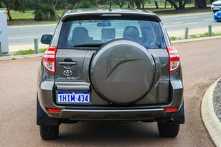 2012 Toyota RAV4 ACA38R MY12 CV 4x2 Beige 4 Speed Automatic Wagon