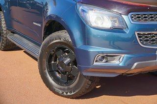2016 Holden Colorado 7 RG MY16 Trailblazer Blue 6 Speed Sports Automatic Wagon.