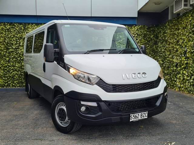 Used Iveco Daily St Marys, 2015 Iveco Daily White Auto O/D Van