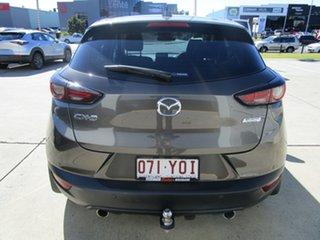 2018 Mazda CX-3 DK2W7A sTouring SKYACTIV-Drive Titanium Flash 6 Speed Sports Automatic Wagon
