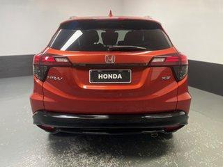 2018 Honda HR-V MY18 RS Burgundy 1 Speed Constant Variable Hatchback
