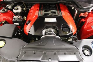 2010 Holden Special Vehicles GTS E2 Series Sting Red 6 Speed Manual Sedan