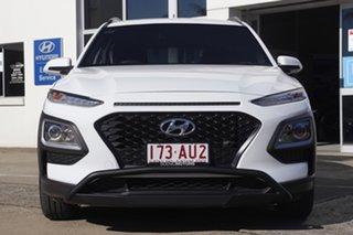 2020 Hyundai Kona Go 2WD Chalk White 6 Speed Sports Automatic Wagon