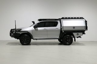 2020 Toyota Hilux GUN126R MY19 Upgrade SR5 (4x4) Silver 6 Speed Automatic Double Cab Pick Up