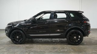 2014 Land Rover Range Rover Evoque L538 MY15 Pure Tech Black 9 Speed Sports Automatic Wagon