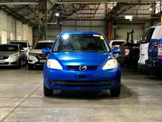 2005 Mazda 2 DY10Y1 Maxx Blue 4 Speed Automatic Hatchback.