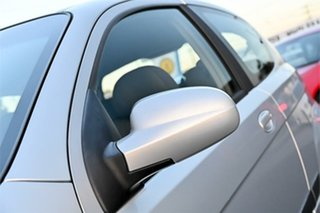 2007 Holden Barina TK MY08 Silver 4 Speed Automatic Hatchback