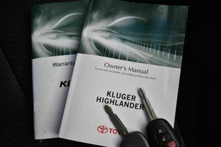2016 Toyota Kluger GSU50R GX 2WD Fawn 6 Speed Sports Automatic Wagon