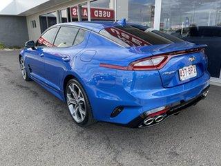 2019 Kia Stinger CK MY20 GT Fastback Blue 8 Speed Sports Automatic Sedan