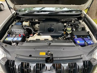 2015 Toyota Landcruiser Prado GDJ150R GX White 6 Speed Sports Automatic Wagon.