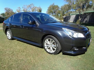 2014 Subaru Liberty B5 MY14 2.5i Lineartronic AWD Premium Grey 6 Speed Constant Variable Sedan.